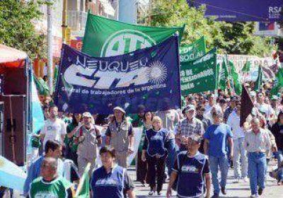 Los sindicatos estatales quieren una suba del 35%