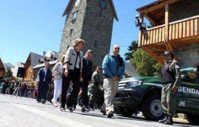 Se retiran de Bariloche las fuerzas federales