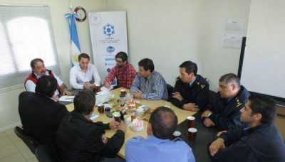 Cámara de comercio se reunió con ministro Martínez