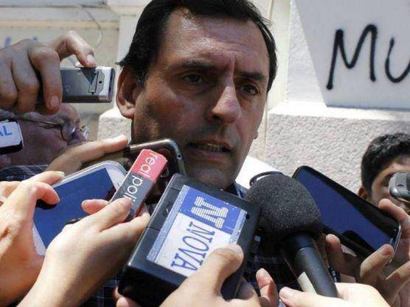"""Salcedo: """"Desde UDocBa rechazamos la propuesta del gobierno porque nos parece insuficiente"""""""