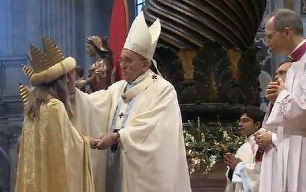 El Papa en la misa de Reyes: ¿Dónde está la estrella?