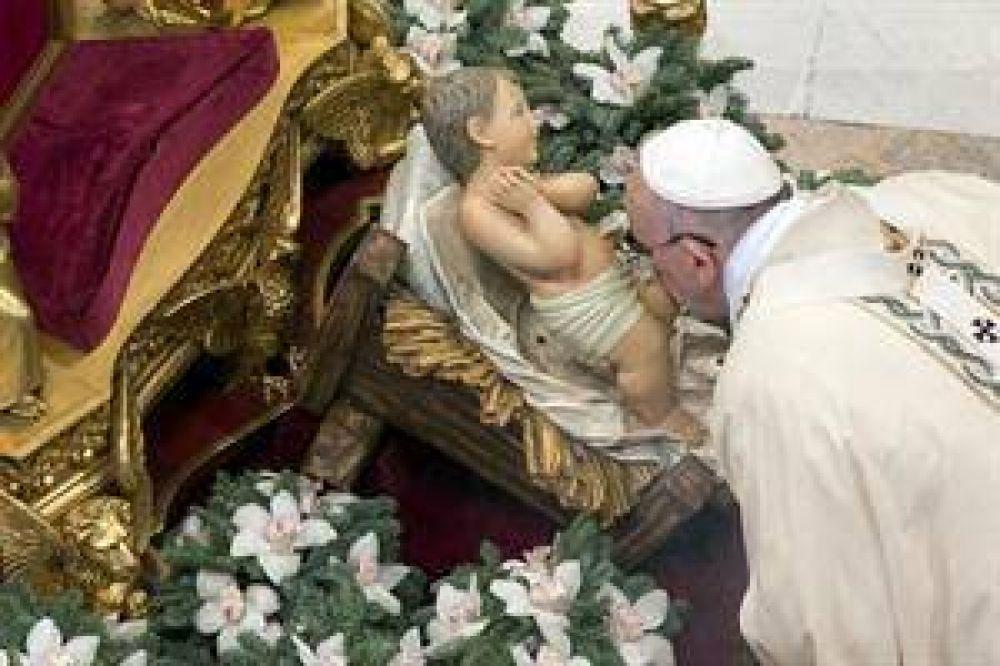 El papa Francisco recordó a los Reyes Magos y a Herodes,