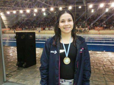 Valentina Del Castillo y Monserrat Gómez clasificaron para el Sudamericano