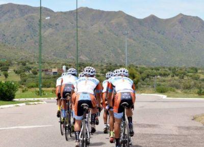 Hay equipo: los elegidos del San Luis Somos Todos para correr el Tour
