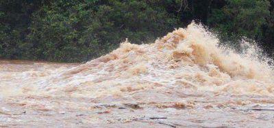 Confirman que el temporal dejó cinco muertos en Misiones