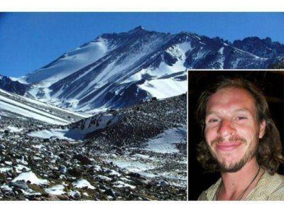 Temen que se cancele la búsqueda del andinista mendocino Miguel Castro