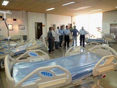El hospital Central cuenta con nuevas camas inteligentes