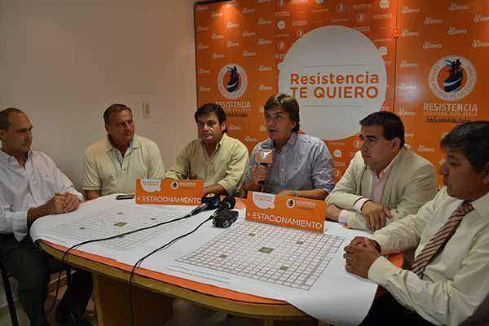 Anunciaron nuevas disposiciones para el estacionamiento en Resistencia