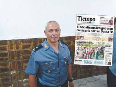 Remueven a comisario acusado de antisemita