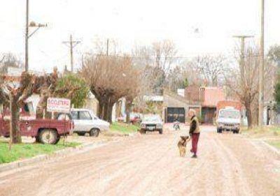 Los vecinos de Barrio Norte siguen reclamando el asfalto