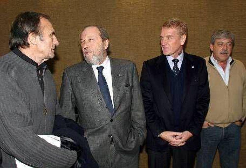 """Biolcati habló de """"ganancias obscenas"""" de los Kirchner y criticó a Moreno"""