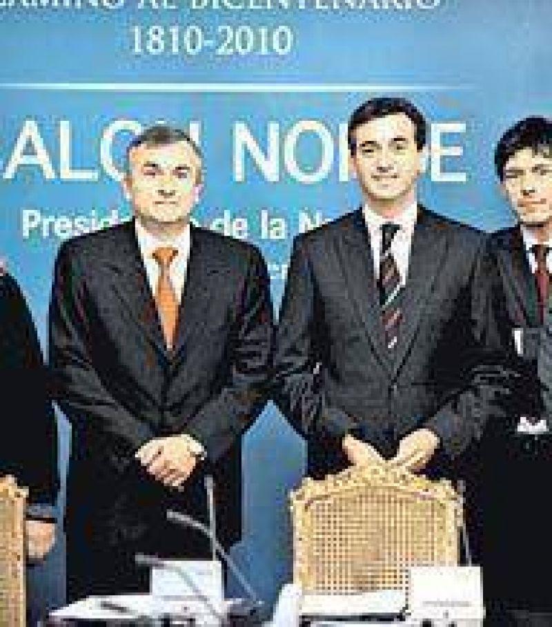 De Narváez y Solá, en el próximo turno del diálogo con el Gobierno