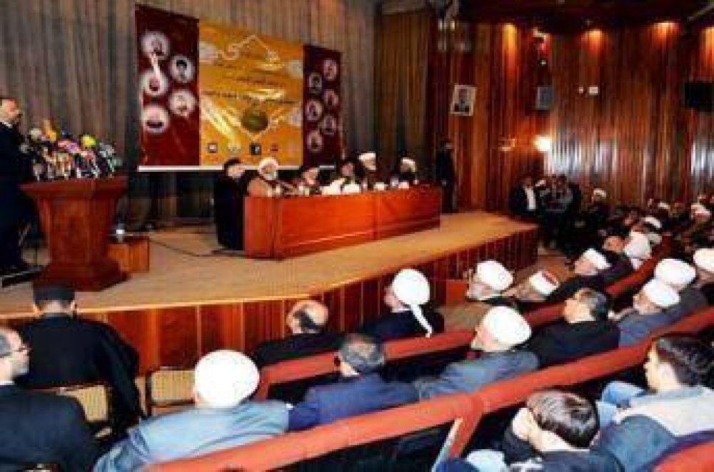 Foro de clérigos musulmanes en Damasco