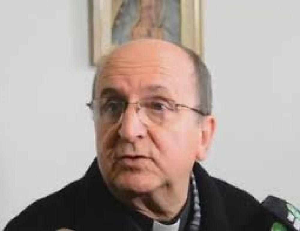 El Arzobispo prometió colaborar en el caso del sacerdote denunciado