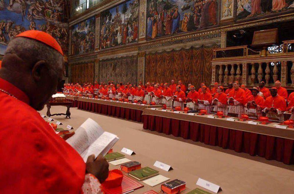 Casi la mitad de los cardenales electores sigue siendo europea