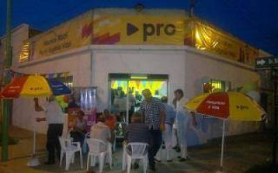 Elecciones 2015: El Pro inauguró local en Ensenada
