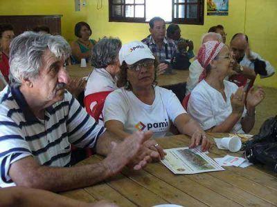 PAMI comenzó plan preventivo contra dengue y chikungunya