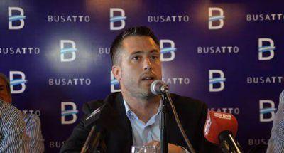 Busatto lanzó oficialmente su precandidatura