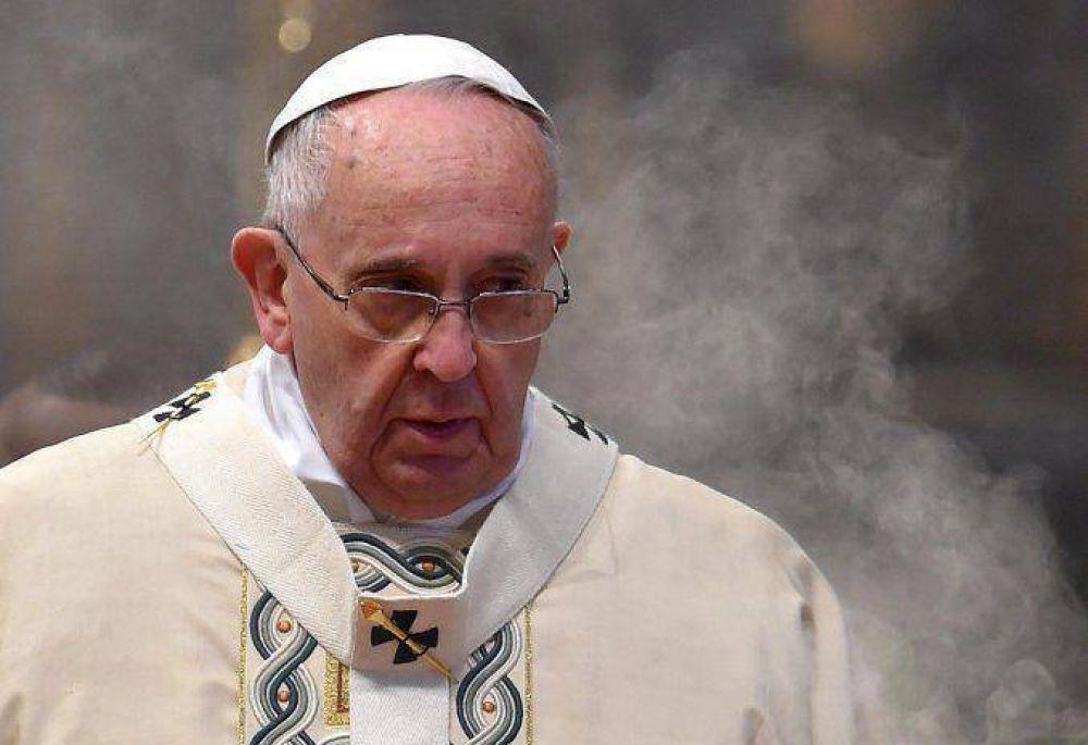 Francisco y otros líderes mundiales condenaron el atentado en Francia