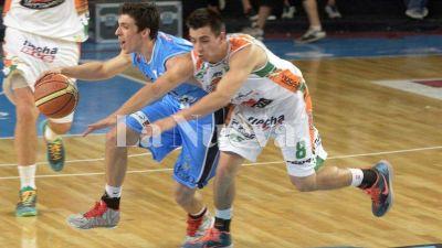 Bahía Basket derrotó 79-70 a Estudiantes de Concordia y cortó racha de 10 caídas seguidas