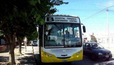 El servicio de transporte público retoma la normalidad