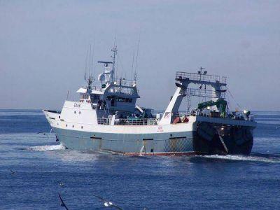 El gobierno fueguino oficializ� la suspensi�n del permiso de pesca a empresa acusada de operar en Las Malvinas Destacado