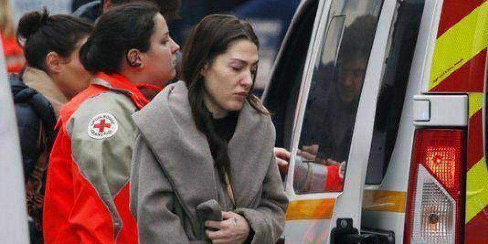 Los tres sospechosos del atentado en París fueron identificados por la policía