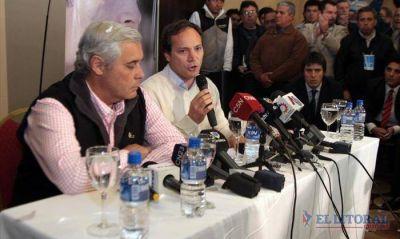 Alistan cumbre Ríos-Camau para evitar más fricciones en el peronismo