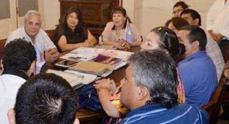 Gremio municipal ya proyecta la Mesa paritaria