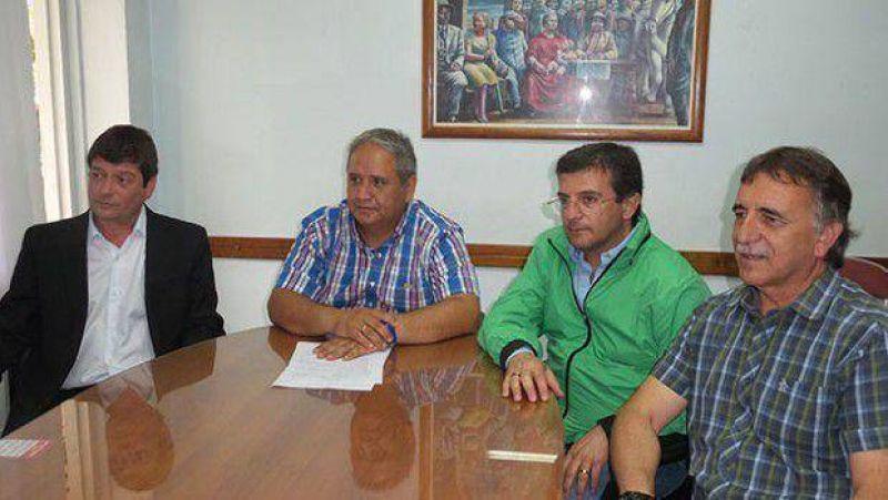"""Bancarios: Palazzo aseguró que se vienen paritarias """"complejas"""""""
