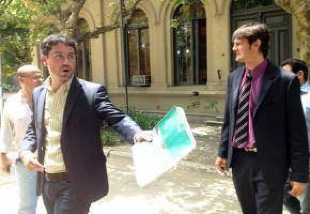 """Francisco Cafiero: """"Esperemos que Guacone se recupere cuanto antes"""""""