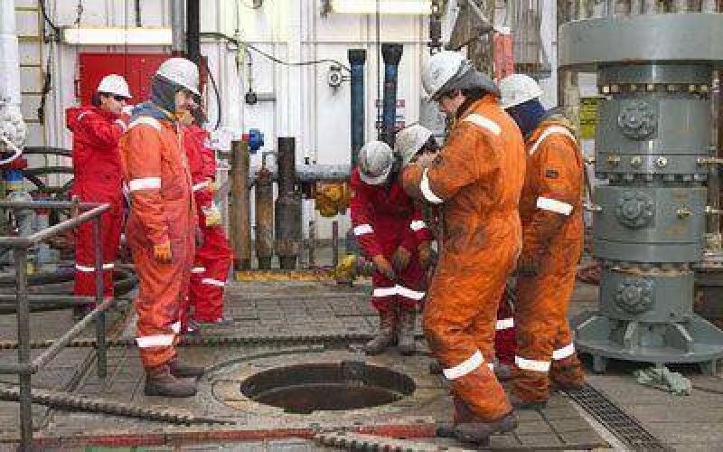 Concluye la exploración offshore de YPF en la Cuenca San Jorge