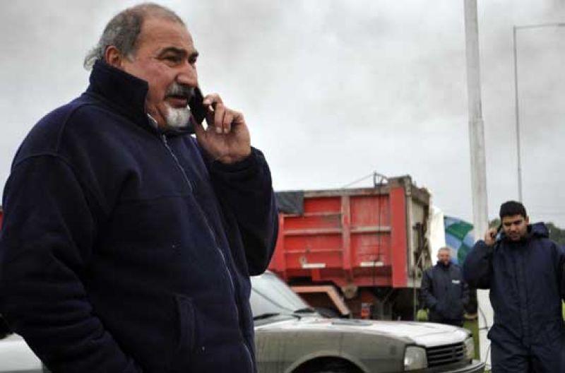 Fuerte conflicto entre el Sindicato de Camioneros de Olavarr�a y una empresa