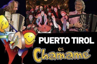 Arranca este viernes con Falta y Resto, El Chango Spasiuk y Raúl Barboza