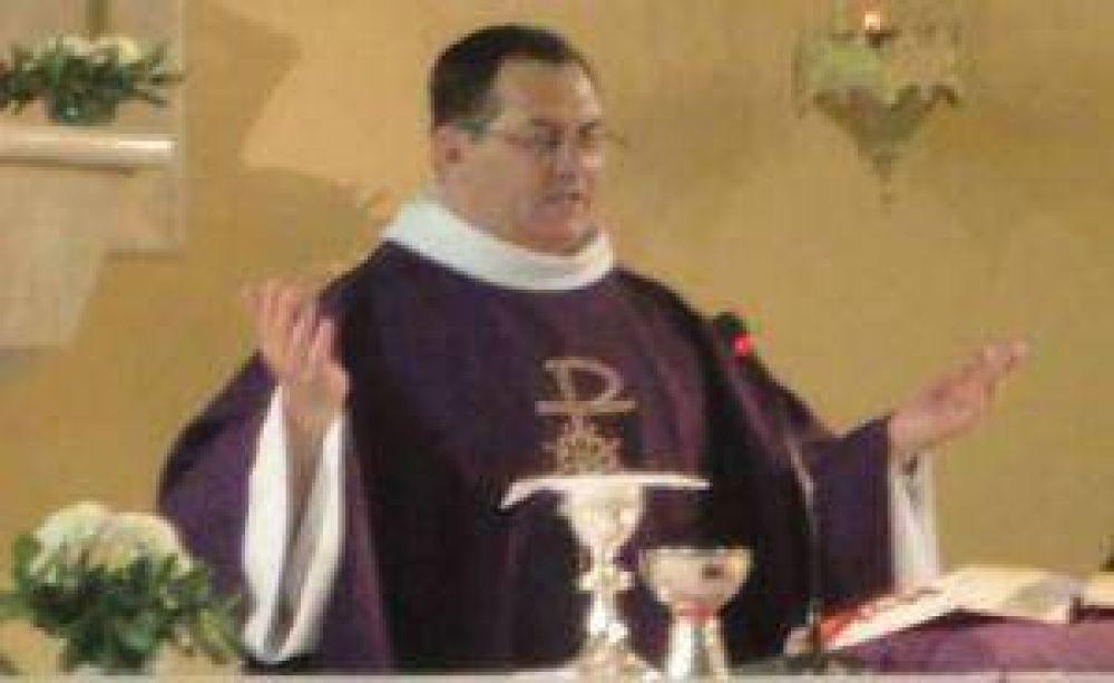 Crean parroquia en Calingasta y anuncian cambios de curas