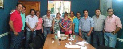 Unión de Concejales apoyó candidatura de Bosetti