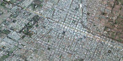 La ciudad crece sin planificación urbanística