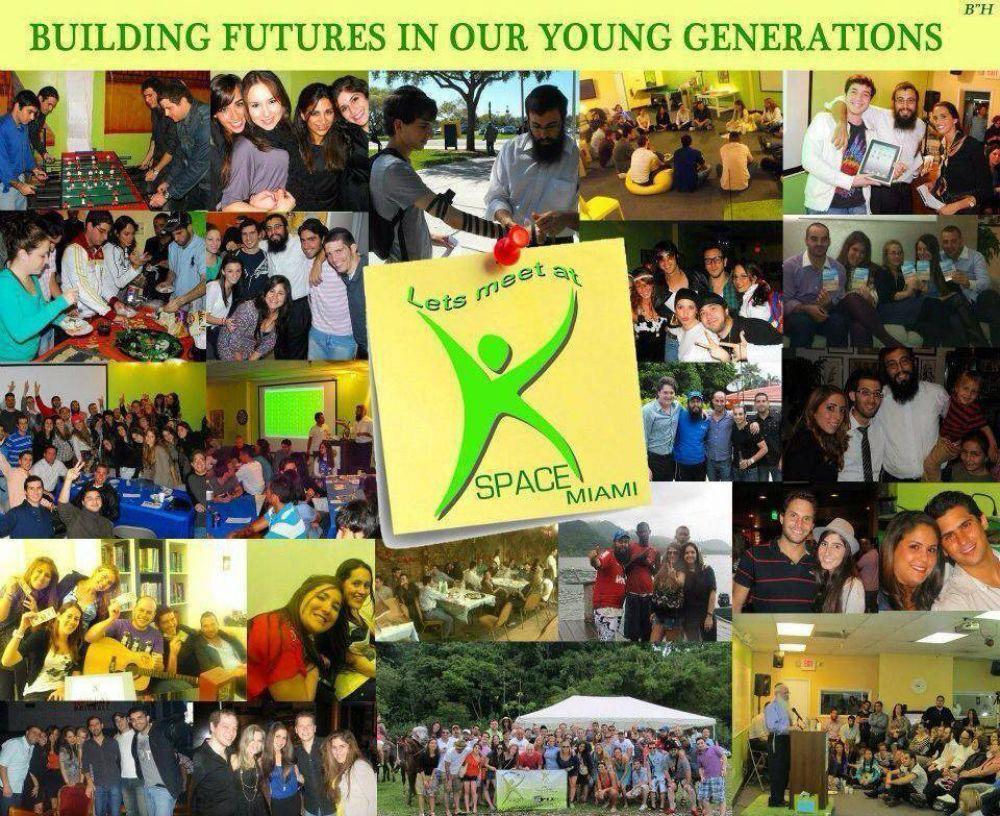 Jóvenes judíos latinoamericanos consiguen trabajo, pareja y diversión en Miami con el proyecto Kspace