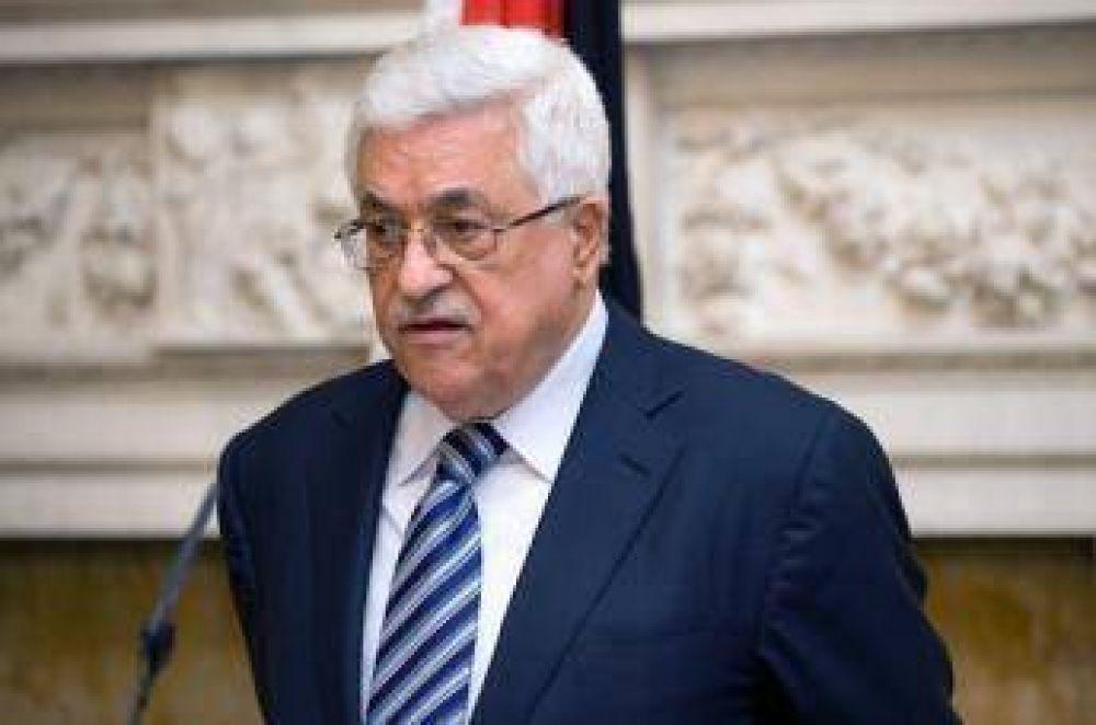 Presidente palestino condenó el ataque terrorista en París