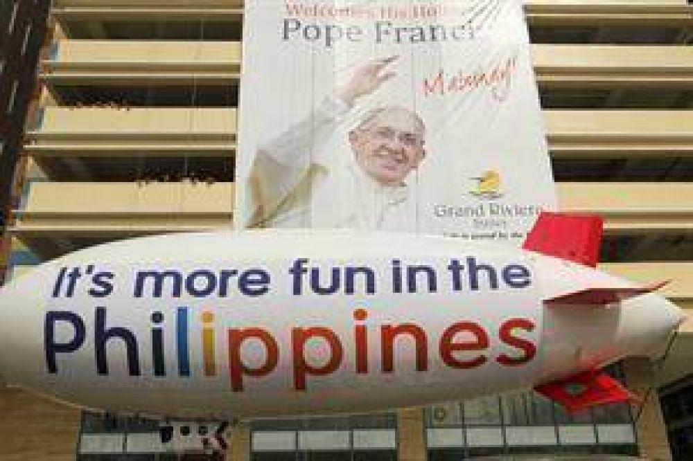 El papa Francisco inicia su séptima visita internacional, esta vez a Sri Lanka y Filipinas