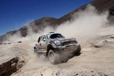 Dakar 2015: arranc� una at�pica octava etapa con la largada de los autos