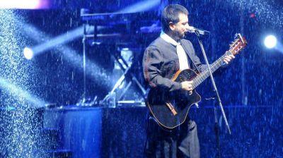 Jesús María 2015: a Jorge Rojas lo frenó la lluvia y así será la reprogramación