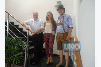 Cultura alemana y ritmos regionales en Crespo