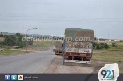El Comando de Prevención Rural de Pigüé aplicó 4 nuevas infracciones