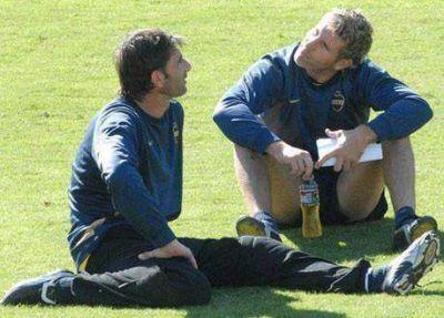 Palermo y Abbondanzieri estarán en el encuentro de escuelas de fútbol de verano