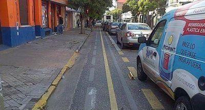 Suman 20 km de ciclov�as para la ciudad