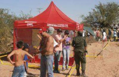 Defensa Civil trabajar� en el operativo de seguridad del paso del Dakar 2015 por Salta