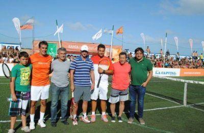 """Nalbandián: """"El deporte argentino, como el tenis, está pasando por un momento de transición y es normal"""""""