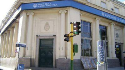 El Banco Nación de Viale abrió sin inauguración para evitar protestas de FAA