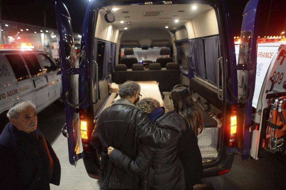 Llegan a Israel los restos de las cuatro víctimas judías de los atentados en París